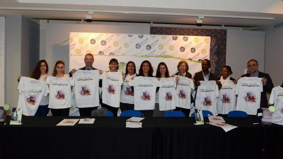 'Santcugalidaritat', una campanya que combina comerç, solidaritat i esport