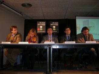 Cugat.cat es presenta a la ciutat en un acte al Casal TorreBlanca