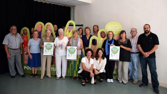 El voluntariat i el reciclatge protagonitzaran el Dia Internacional de la Gent Gran