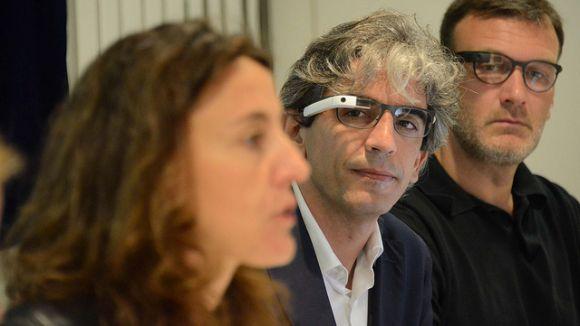 Sant Cugat, pionera amb les Google Glass