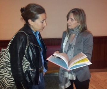 La valldoreixenca Laura Klamburg presenta un llibre d'ajuda als nens amb pares separats