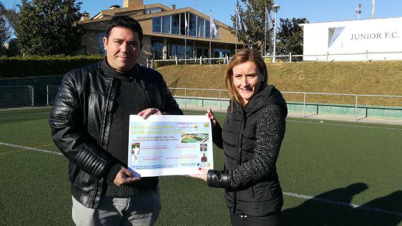 El Junior acull el 1r Clínic Quickfootball per a entrenadors de futbol el 23 de desembre