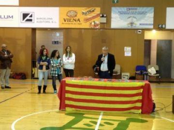 Jordi Bargalló presenta el seu llibre 'Otro Baloncesto' de forma oficial