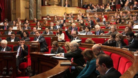 La CUP crida a a la mobilització contra els pressupostos de la Generalitat