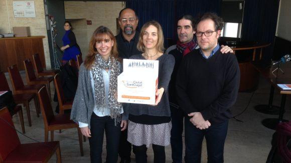 Gimnastes i músics amenitzaran la Gala dels Premis Ciutat de Sant Cugat