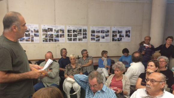 La Floresta lamenta la interlocució 'poc fluïda' amb l'Ajuntament i la lentitud en gestions d'alguns temes