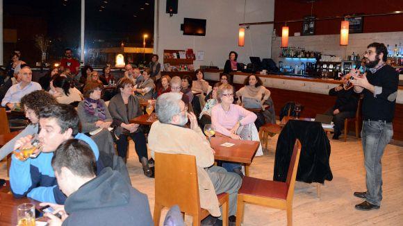 Ferran Pontón ha inaugurat la primera sessió de TupperBook