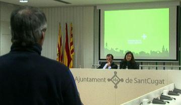 La primera audiència pública de Sant Cugat aplega una àmplia participació