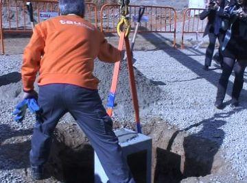En marxa les obres de la promoció d'habitatge protegit de l'avinguda de Francesc Macià