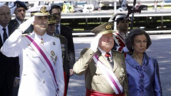 El ple de Sant Cugat rebutja la monarquia espanyola