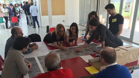 Comença el procés per decidir el futur de Can Cabassa i la integració dels Alous