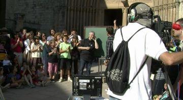 Sant Cugat, protagonista del programa 'Divendres' de TV3
