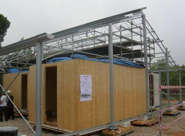 L'ETSAV presenta un nou habitatge sostenible per guanyar el concurs internacional Solar Decathlon