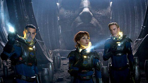 Ridley Scott torna amb la pel·lícula 'Prometheus'
