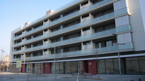 Promusa rebaixa a tres anys l'empadronament per accedir a pisos de compra