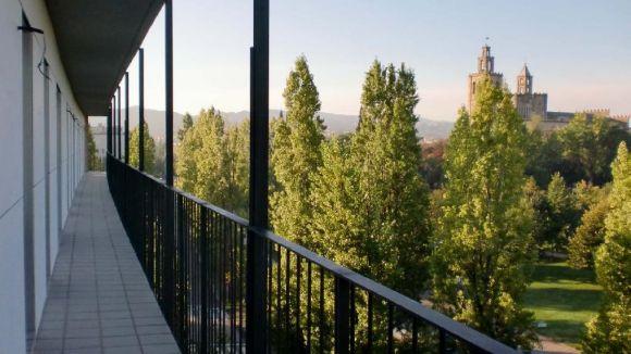 Els pisos públics de la Floresta pendents de reubicar, al Monestir i Pla de Vinyet
