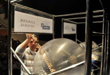 El sorteig s'ha fet aquest dimecres al Teatre-Auditori./  Font: Localpress