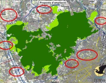 La Depana reclama que Torre Negra formi part del futur Parc Natural de Collserola