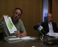 Nova proposta dels propietaris de Torre Negra per edificar a la zona del Club Tennis Natació Sant Cugat