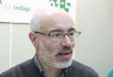 Ramon Pros, el president de l'Ateneu, en estat greu