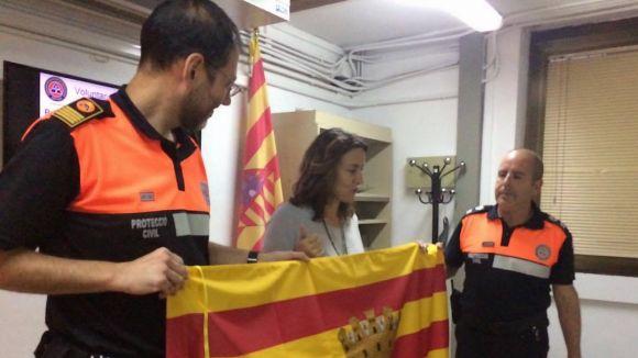 Protecció Civil reclama a l'Ajuntament cobrir les necessitats bàsiques de l'entitat