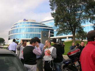 Empreses de la zona podrien aprofitar la crisi per retallar personal 'injustificadament', segons CCOO