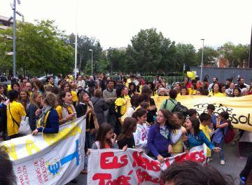 Les escoles bressol municipals es manifestaran en contra les retallades en educació