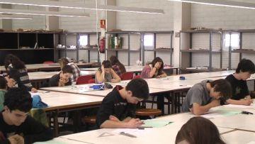 La Prova Cangur repta 300 alumnes a demostrar els seus coneixements matemàtics