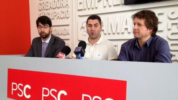 El PSC demana replantejar Promusa i potenciar l'habitatge de lloguer