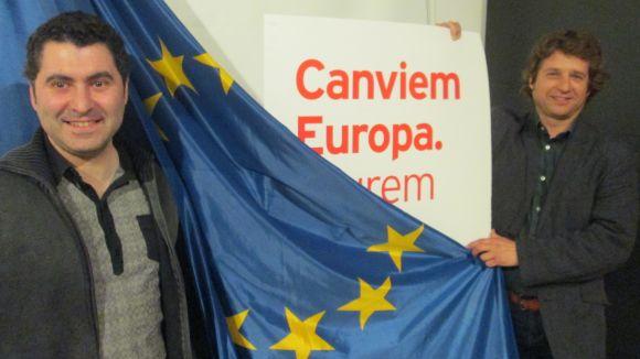 El PSC inicia la campanya electoral europea obrint foc contra el PP