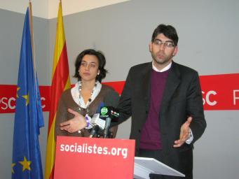 La JSC elogia Chacón com a cap de llista per Barcelona