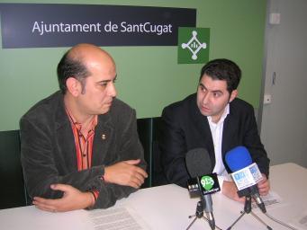 PSC i ICV-EUiA volen una comissió que investigui el deute municipal a TMA-Grup Sánchez