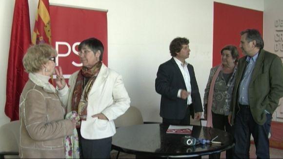 Garantir els serveis públics i la igualtat, eixos del programa electoral del PSC