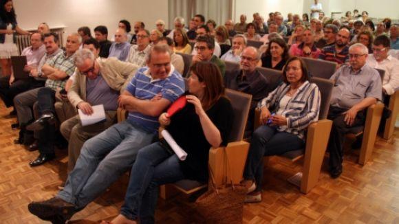 Ferran Villaseñor forma part de la comissió gestora de Moviment Catalunya