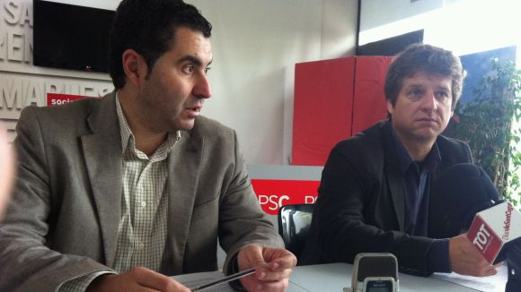 El PSC vol que Sant Cugat s'adhereixi a la plataforma Exigimosunreferendum.org