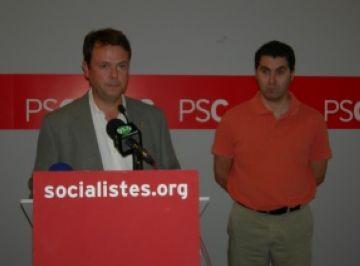 El PSC demana puntualitat i rigorositat a l'equip de govern pels pressupostos del 2009