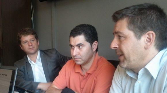 El PSC surt en defensa de Colldeforns i acusa Puigneró de 'piròman de la política municipal'