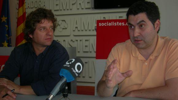 El PSC demana a Conesa que concreti la continuïtat de la sala de concerts