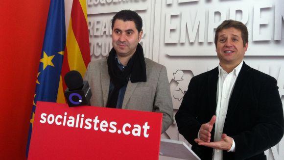 El PSC recorda a Boi Ruiz la prioritat de l'hospital Vicente Ferrer