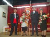 Emiliano Díaz i Marita López són els nous hereu i pubilla.