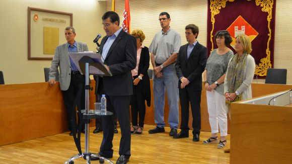 Puig (EMD) demana la implicació dels valldoreixencs en el procés cap a la independència