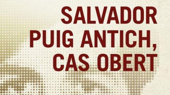 El llibre 'Salvador Puig Antich, cas obert' es presenta el 8 de maig a Sant Cugat