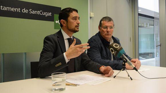 Els governs de Sant Cugat i de l'EMD defensen la modificació del PGM i acusen l'oposició de deslleialtat
