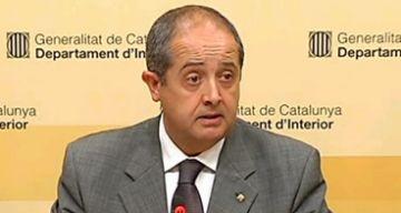 Interior estudiarà accions legals contra Oliveres per difondre 'calúmnies' contra els Mossos
