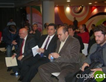 Puigcercós (ERC): 'Som la garantia que no hi haurà un finançament a la baixa'
