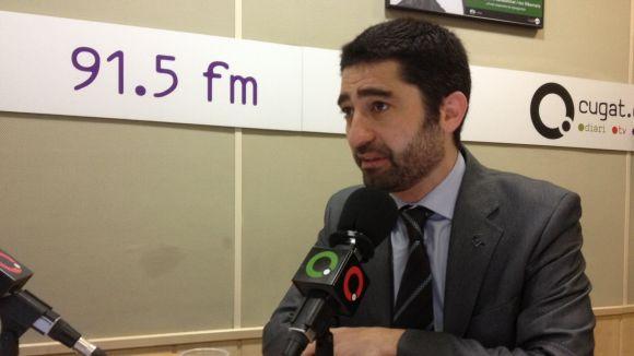 Jordi Puigneró substitueix Mercè Conesa al capdavant del consistori