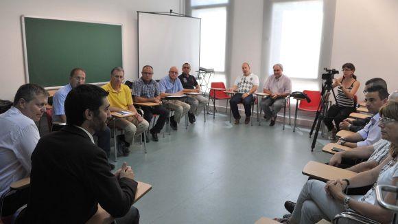 La Policia Local prepara el seu futur a Sant Cugat