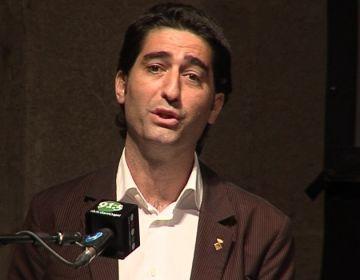 Jordi Puigneró exercirà les funcions d'alcalde accidental aquesta setmana