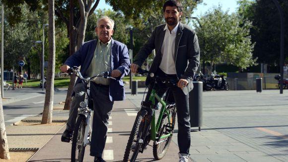 Arriba a la ciutat la Setmana de la Mobilitat Sostenible