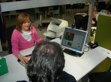 L'ajuntament, més accessible per a les persones sordes